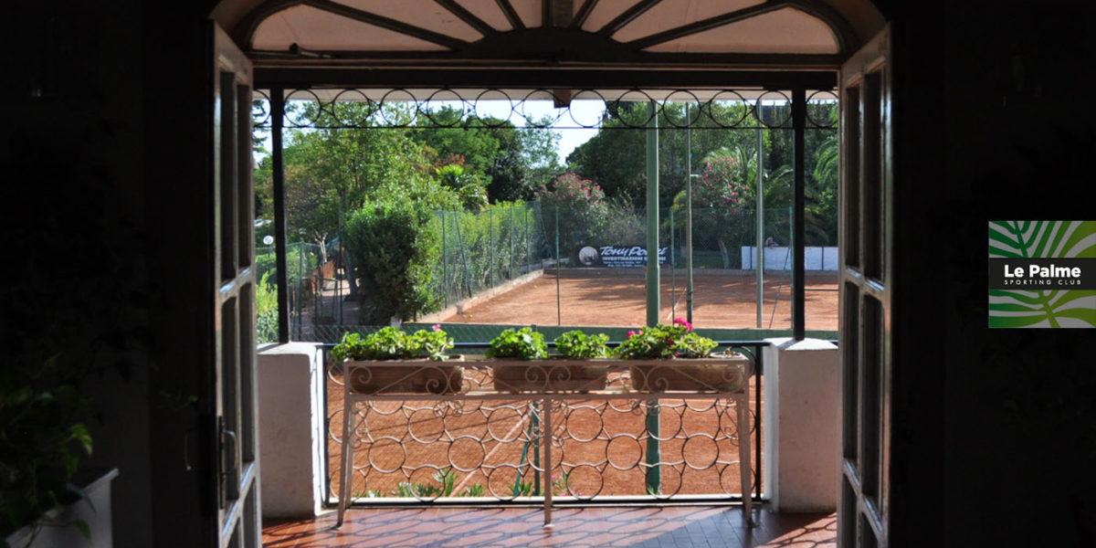 Le Palme Sporting Club Roma - campo da tennis per soci