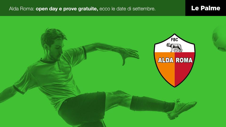 BLOG openday calcio Le Palme Sporting Club Roma