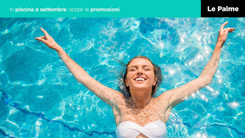 BLOG promozione piscina Le Palme Sporting Club Roma