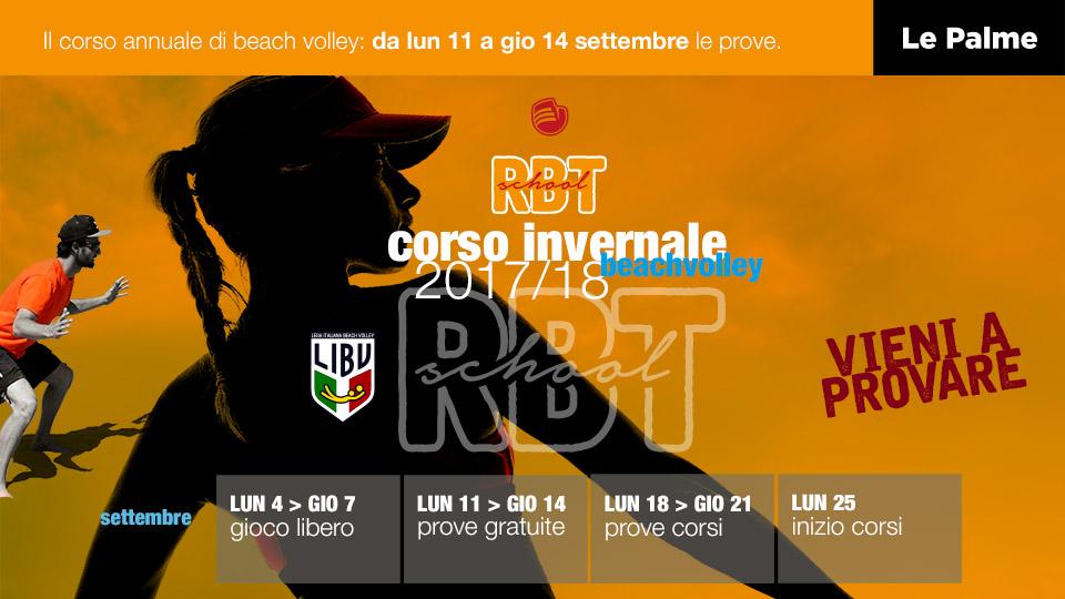 Le Palme Sporting Club Roma - corso invernale beachvolley