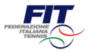 Logo FIT federazione italiana tennis - Le Palme Sporting Club Roma